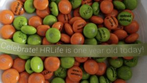 HRLife is 1 year old